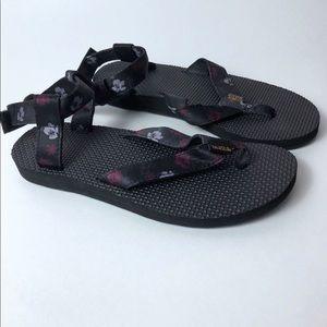 Teva Thong Ankle Cuff Original Sport Sandals